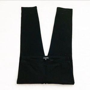 Like New Black Eileen Fisher Stretch Crepe Pants